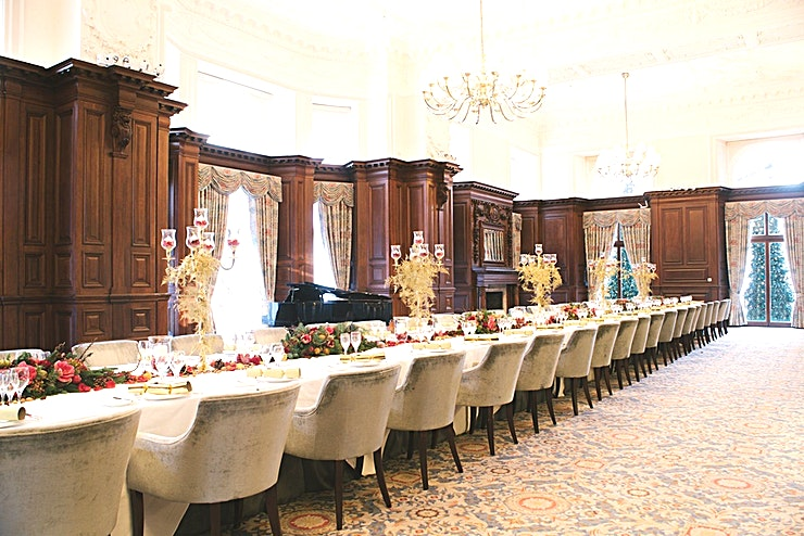 Drawing Room **The Drawing Room at The Landmark London is a multi-functional event Space for hire.**  Distinct in ambience from the hotel's other function rooms, The Drawing Room has its own personality, which i