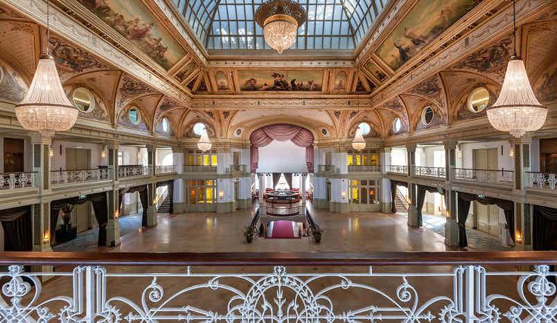 Kurzaal, Grand Hotel Amrâth Kurhaus