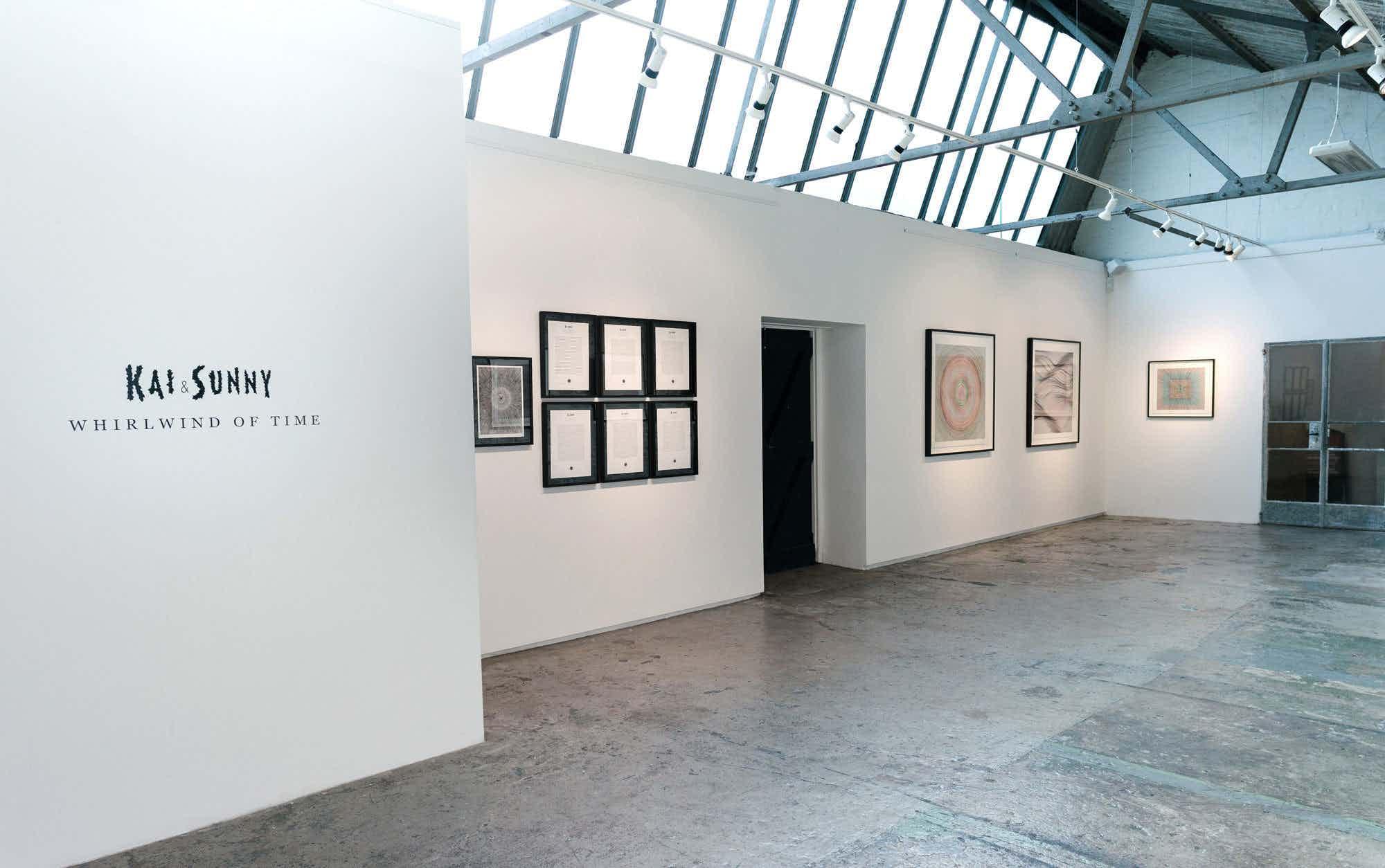 Whole Venue, StolenSpace Gallery