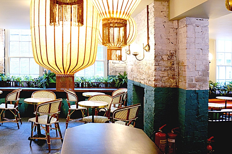 Upstairs Cafe Lounge **The Upstairs Cafe Lounge at Bun House is a wonderful event Space for hire near Leicester Square.**