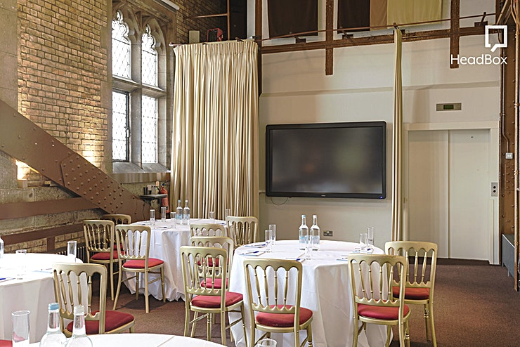North Tower **Hire the North Tower at Tower Bridge, a fantastic Space at an iconic venue, this Space is perfect for your next meeting or workshop.**