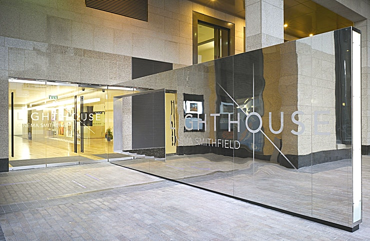 Screen 1 **Screen 1 at Light House Cinema is a top of the range, modern cinema for hire in Dublin.**  Light House Cinema is the ultimate in flexible, customisable event Spaces.   Situated over 3 floors with 4 screens, a ground floor café and subterranean bar, Light House boasts a great location that's perfect for conferences, press launches, receptions, seminars, and film screenings.   Put your stamp on the space with branding or theming, or keep it simple with our stunning contemporary design.