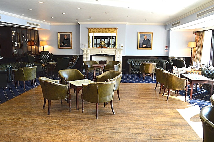 Whole Venue **The Little Ship is a superb clubhouse for hire on the banks of the Thames.**  Sailing history and tradition come to life at the Little Ship Club, through its architecture, décor, ambience and amaz
