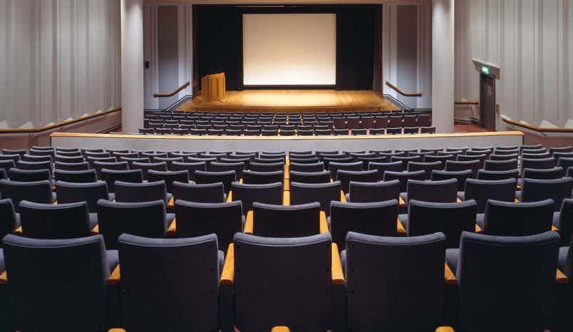 The Lecture Theatre, The National Gallery