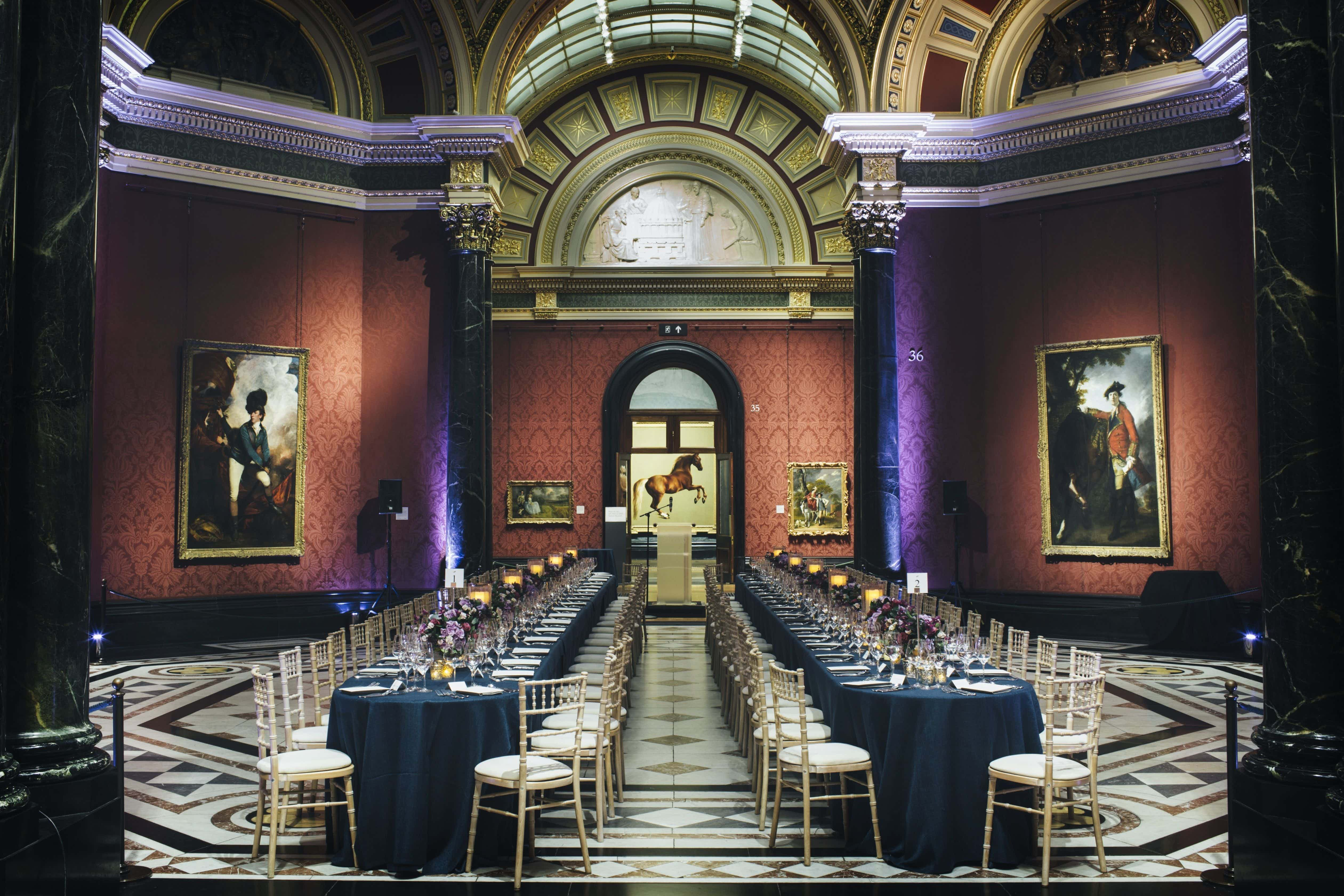 The Barry Rooms, The National Gallery