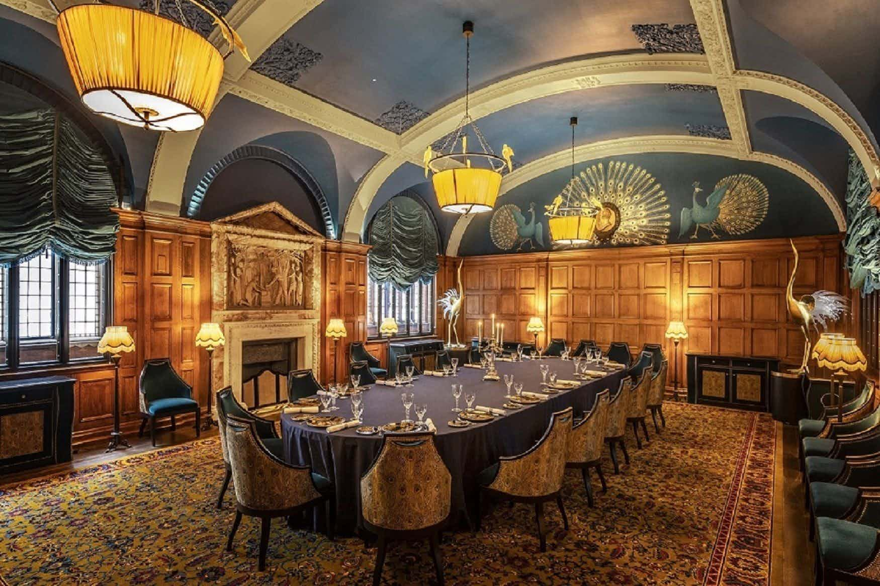 Committee Room, L'oscar London