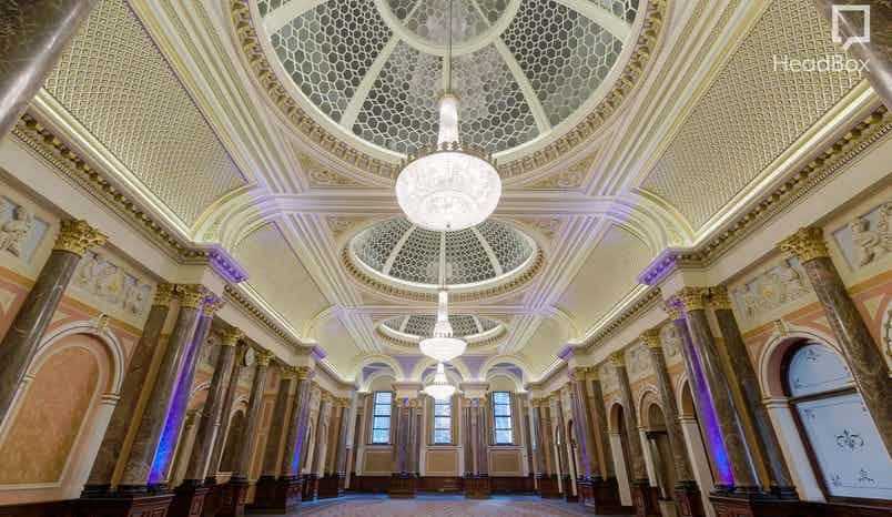 Main Hall, Gibson Hall
