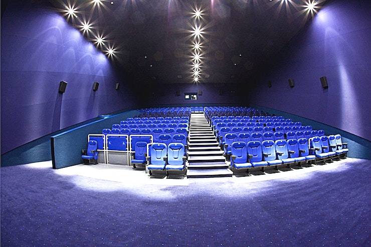 Screen 2 **Screen 2 at ODEON Point Square cinema is a state of the art private screening room for hire, ideal for any event including conferences or private screenings**