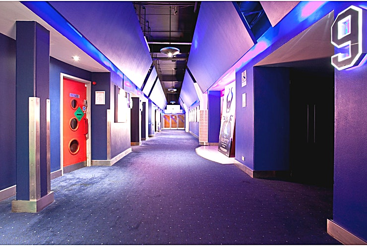 Whole Venue **ODEON Blanchardstown Cinema is a state of the art nine screen cinema and bespoke event venue making it the ideal venue for screenings and conferences**
