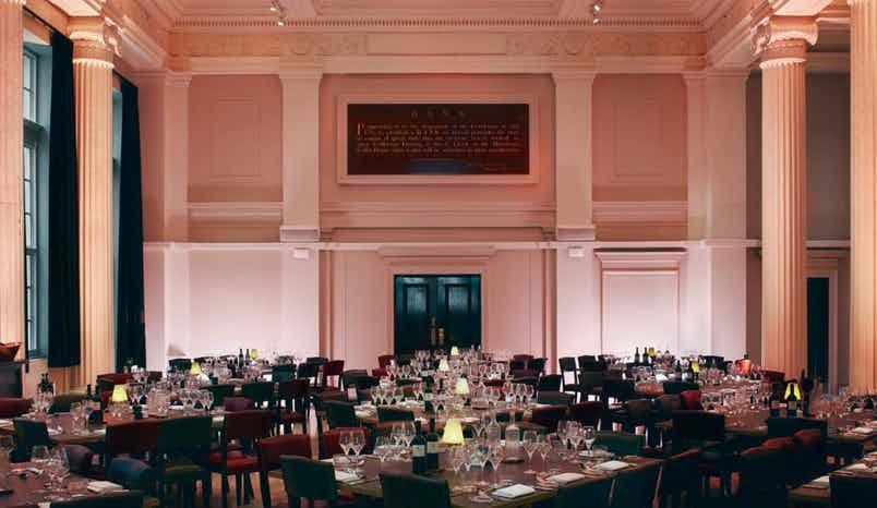 Whole Venue, Grace Hall