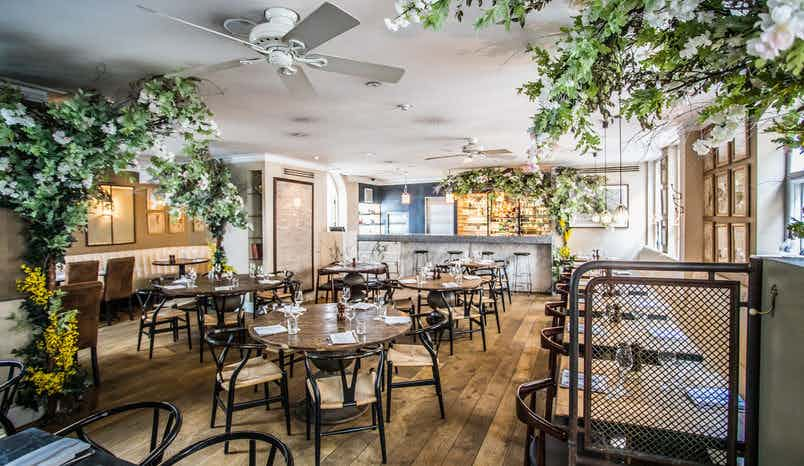 Mews First Floor Brasserie, Mews of Mayfair