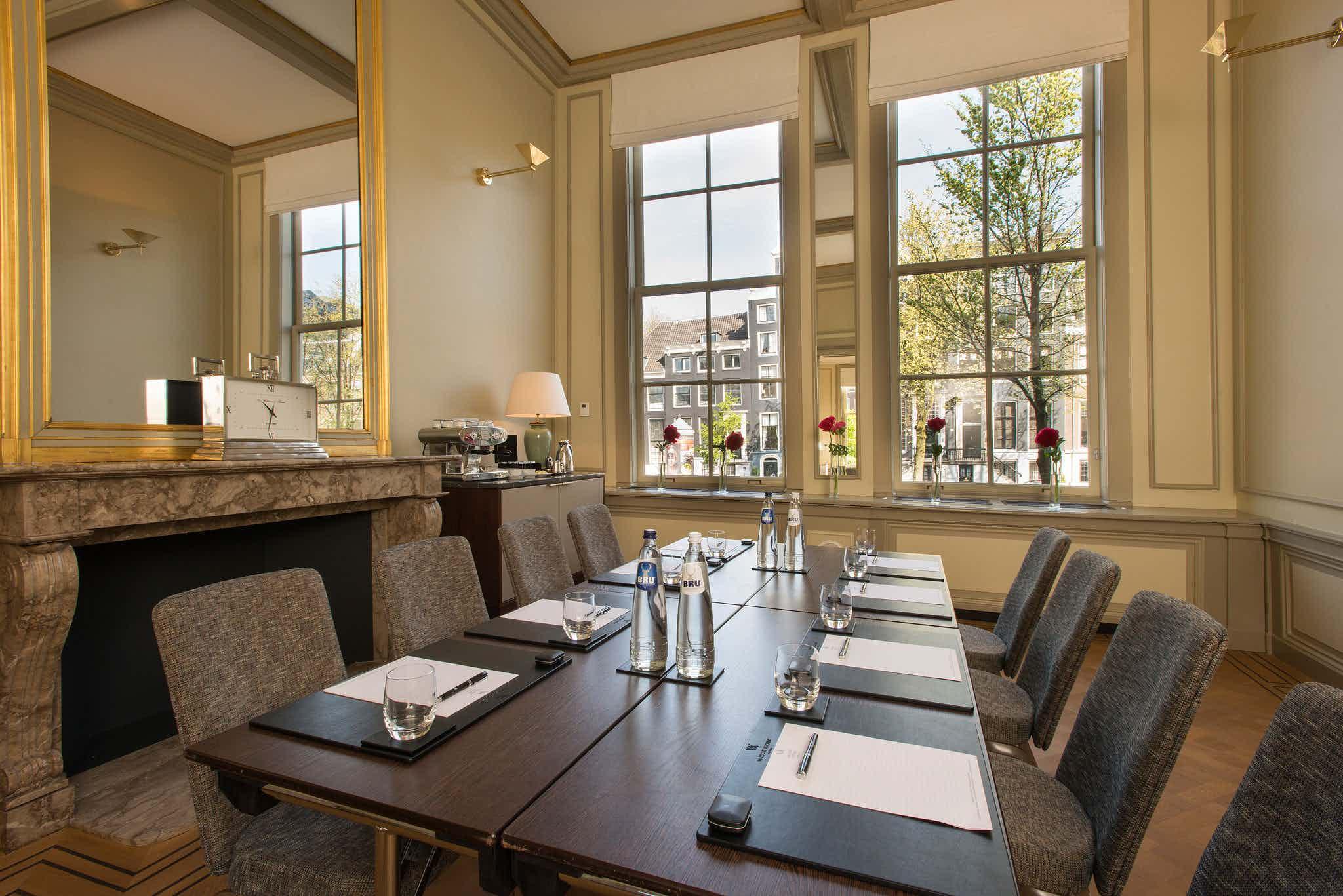 Sautijn, Waldorf Astoria Amsterdam