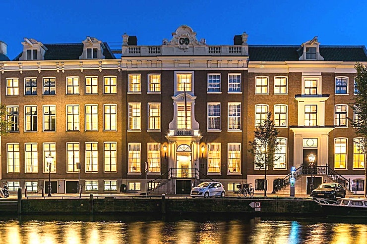 Kemp  **Kemp bij Waldorf Astoria Amsterdam is een ruime, moderne vergaderzaal te huur in Amsterdam.**