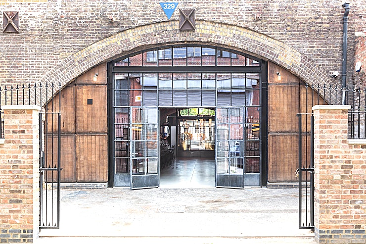 Open Floor and Private Bar **The Gin Distillery is a stunning event venue for hire in Haggerston.**