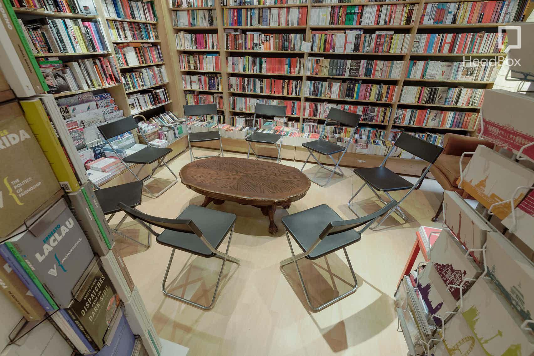 Morning Hire, Creative Shop Space, Bricklane Bookshop