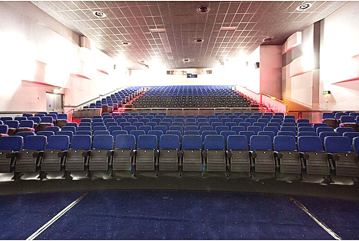 Screen 1 **Screen 1, ODEON Blanchardstown Cinema is a state-of-the-art cinema room and bespoke event venue. Ideal for screenings and conferences**