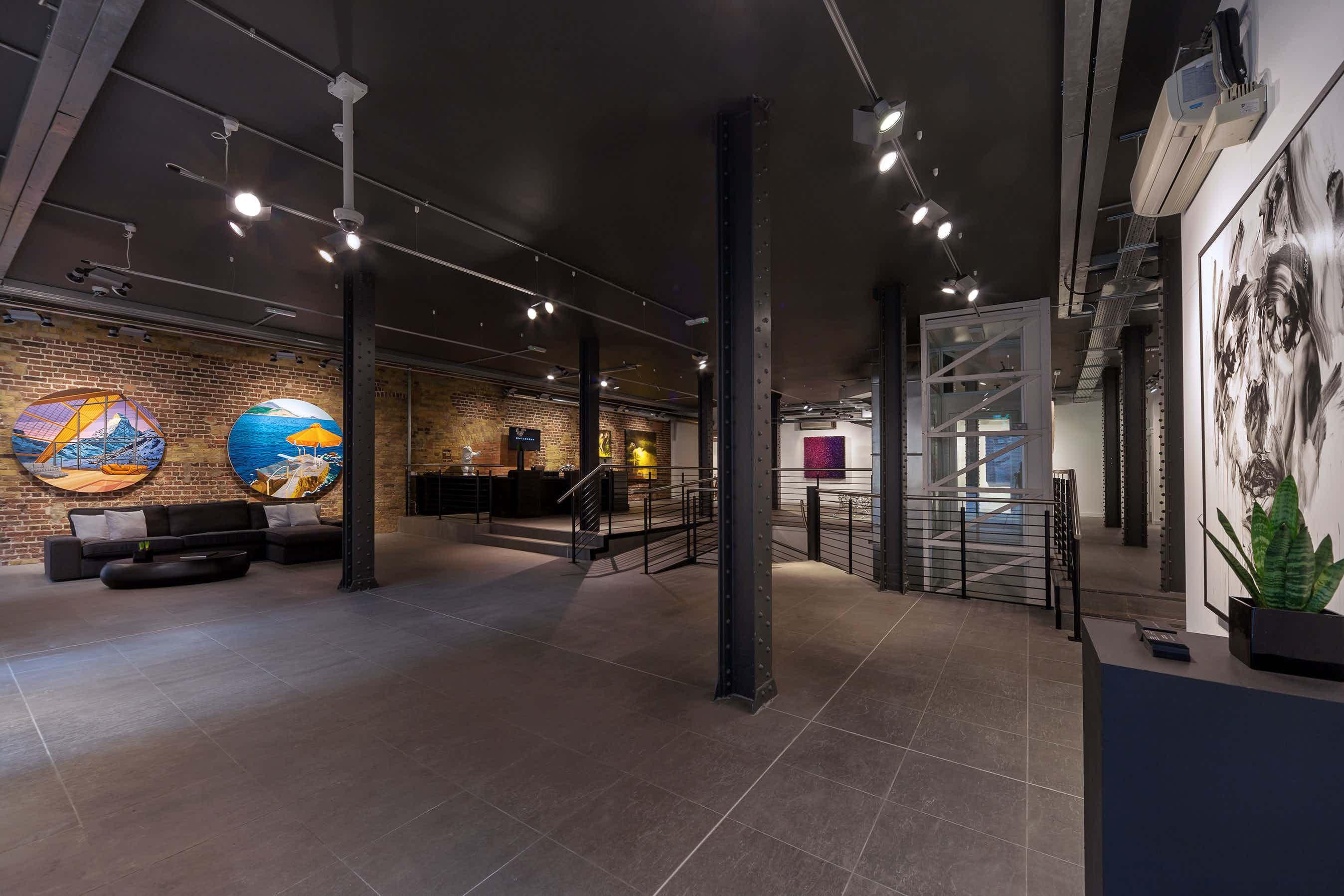Gallery, Unit 6