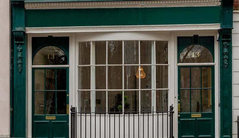 Shop Front, 13 Soho Square