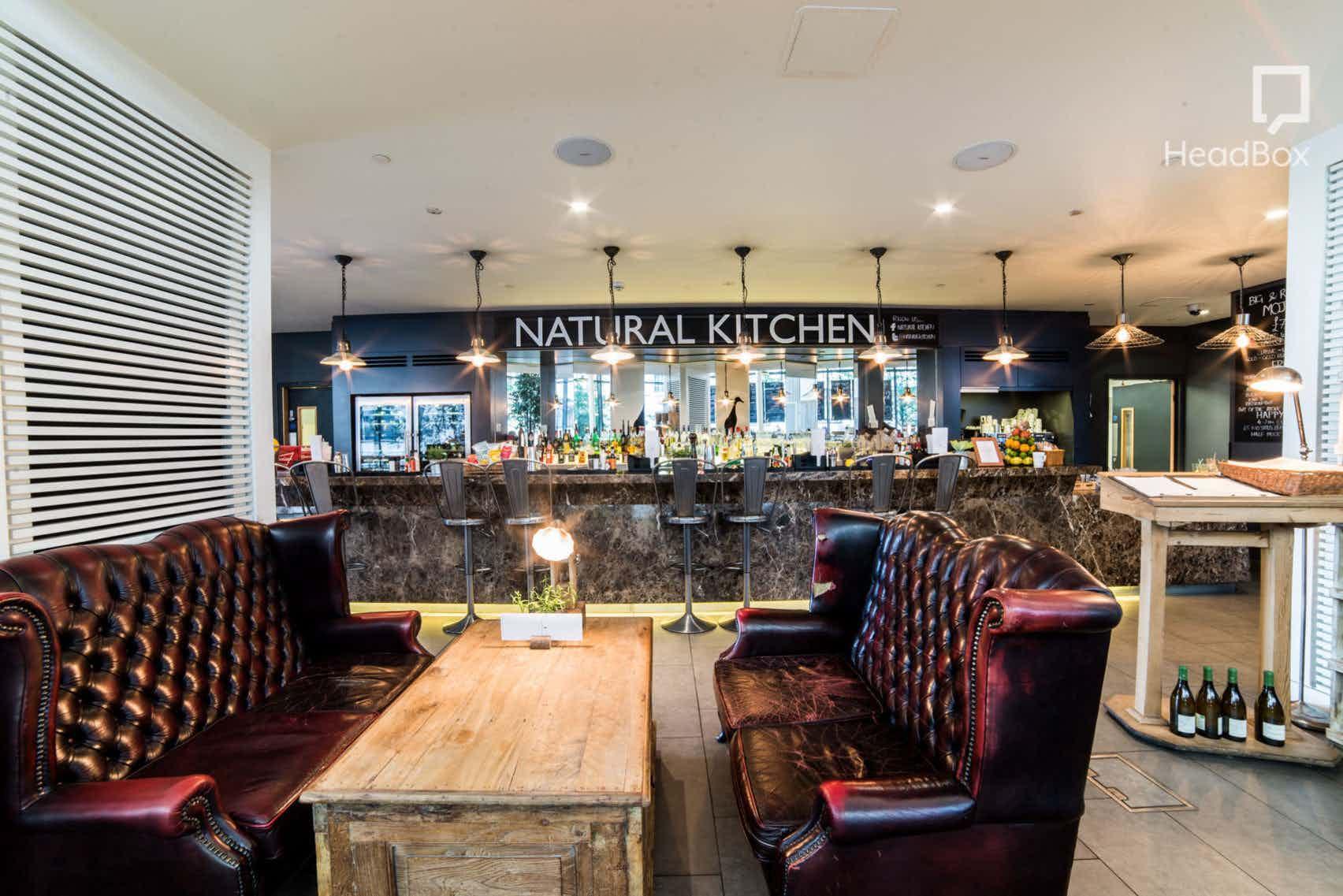 Full Day, Deli, The Natural Kitchen Trinity Square