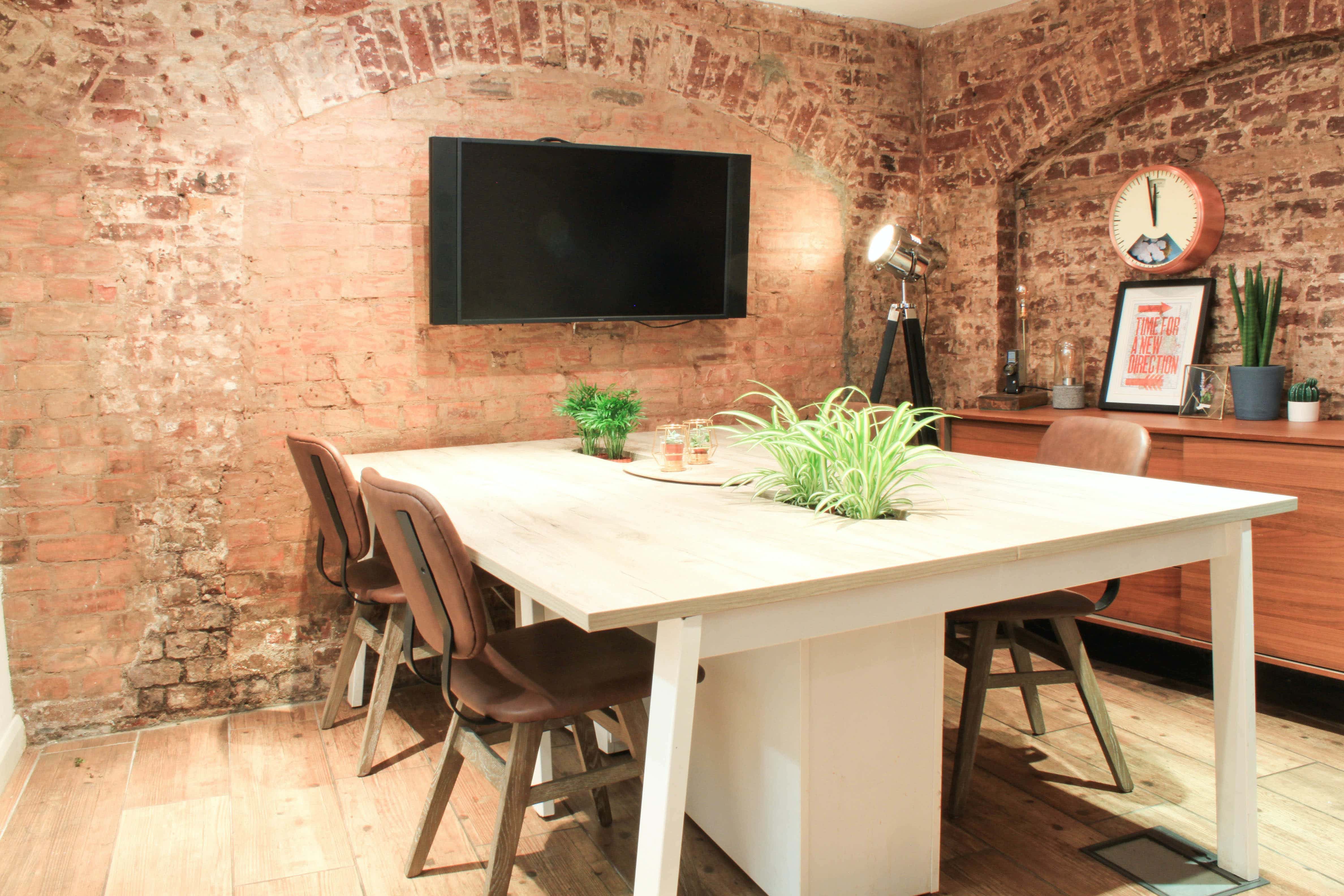 Private Meeting Room, The Travel Cafe