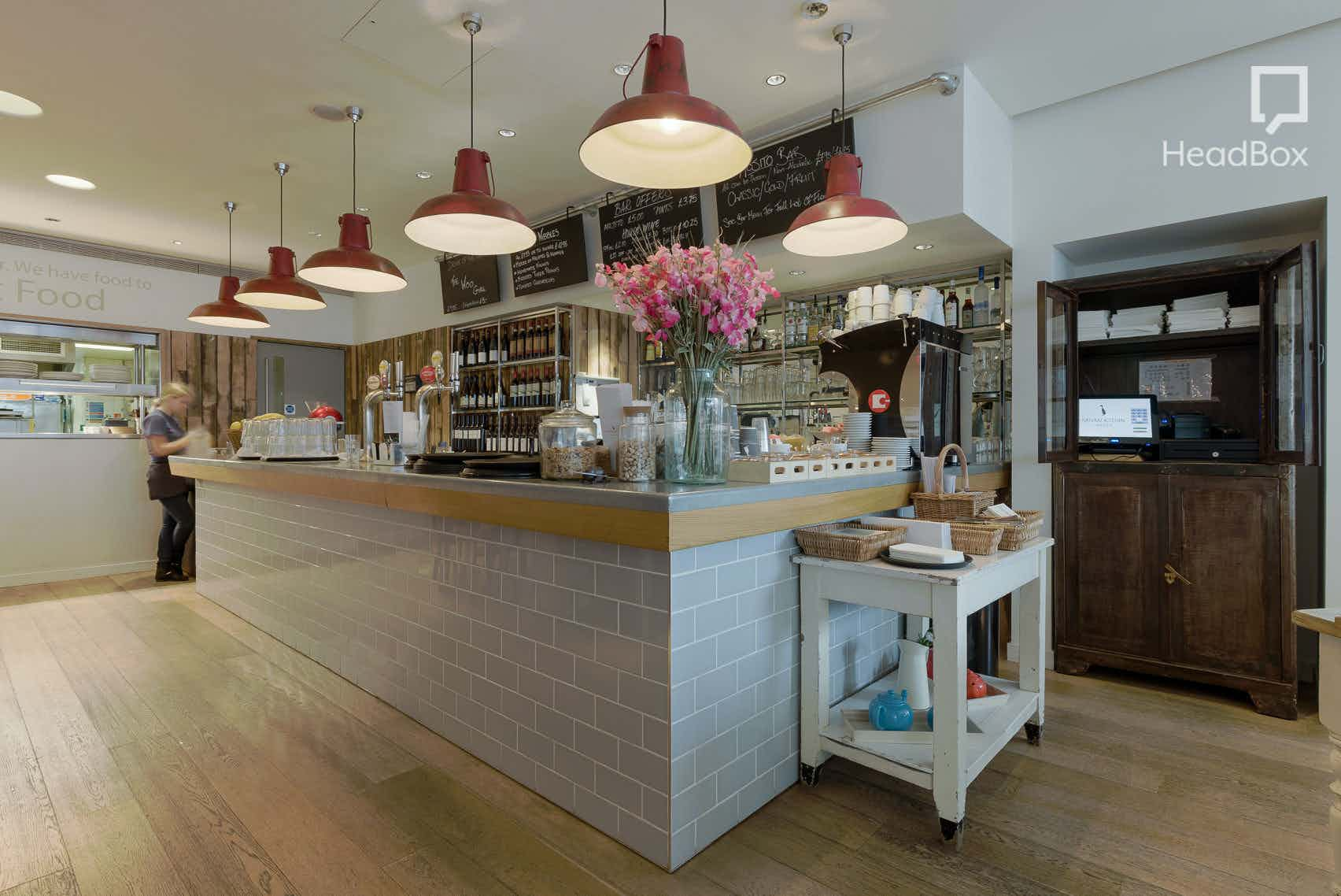 Deli, Natural Kitchen Baker Street