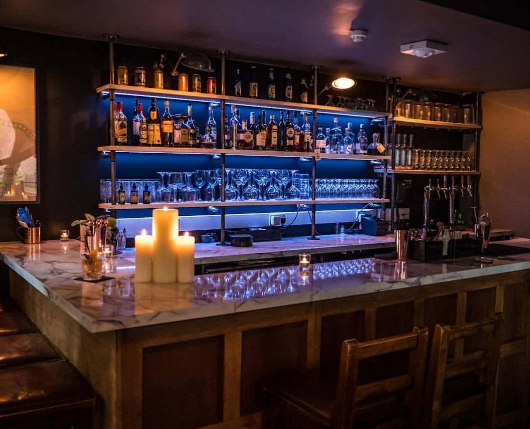 The Yarn Bar, The Woollen Mills