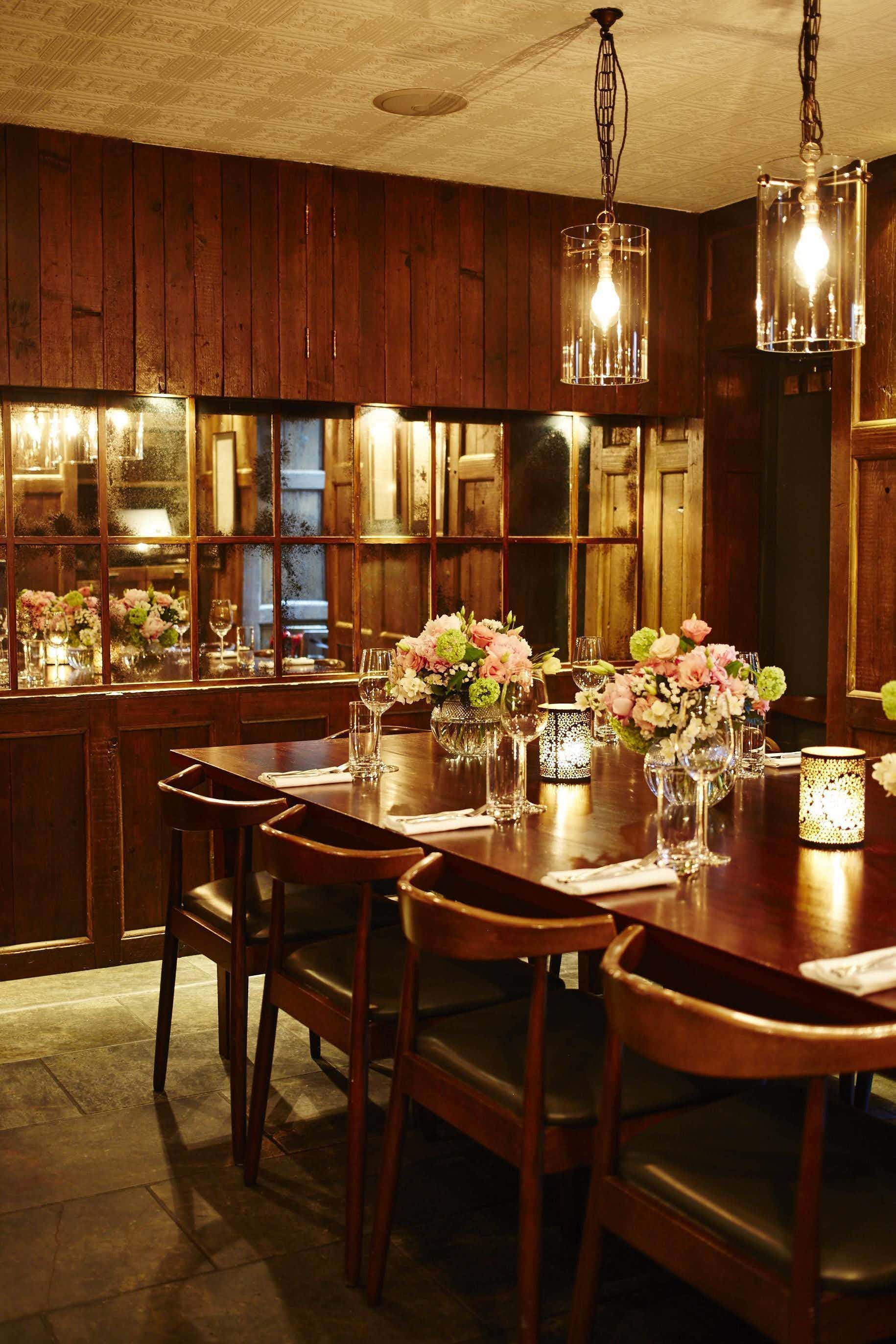 Private Dining Room, Trishna