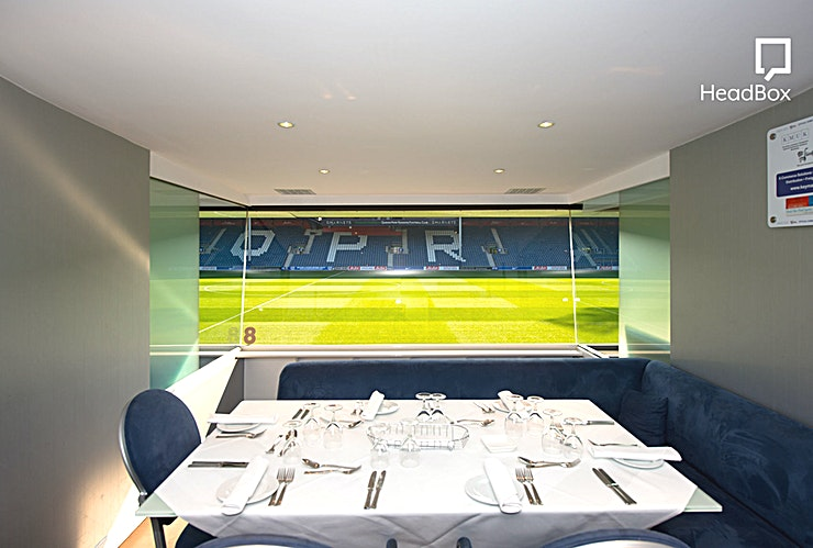 Suite 12 **Hire Suite 12 at QPR Loftus Road, is a truly impressive West London meeting room hire.**