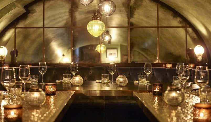 Private Dining Vault 2, Gymkhana