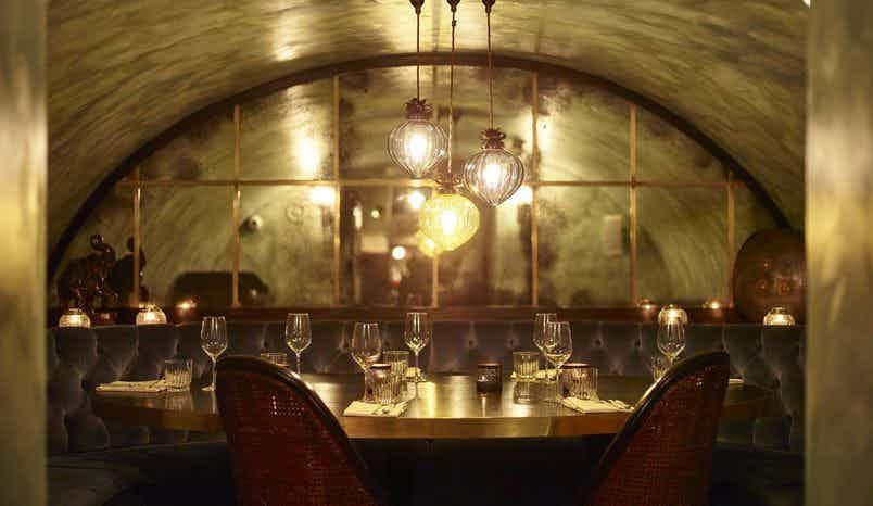 Private Dining Vault 1 , Gymkhana