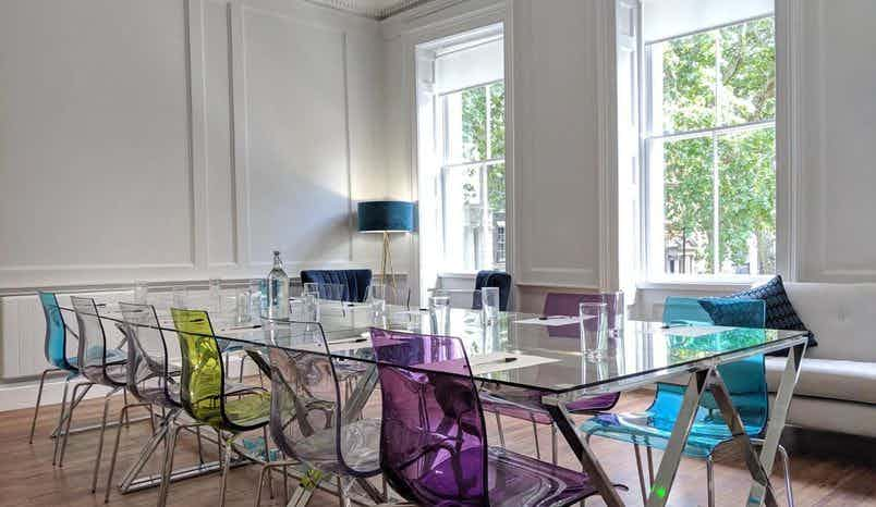 The Drawing Room, 13 Soho Square