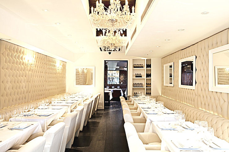 Whole Venue, Day Hire Situated in London's Notting Hill, we are an Indian fine dining restaurant that serves authentic cuisine from across the Indian subcontinent and in the past five years we have been recognised by the M