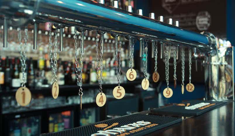 Taps + Taps Bar, Urban Brewing