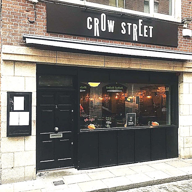 Private Dining **Crow Street in Dublin offers spectacular private dining Space for hire.**  Tucked away to the rear of the restaurant is one of Dublin's best private dining rooms, suitable for more intimate get-togethers for Guest numbers of up to 14.