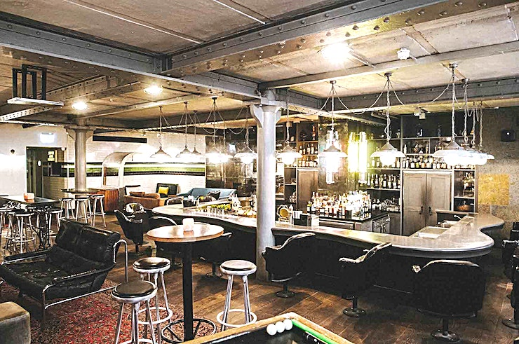 Mark's Bar **For a private party venue hire in a highly sought-after London location, Hixter presents the perfect option**
