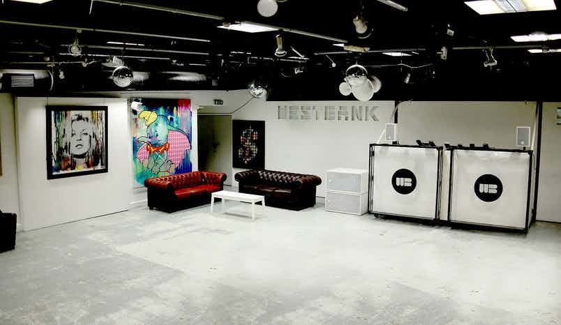 Blank Canvas, Westbank Space