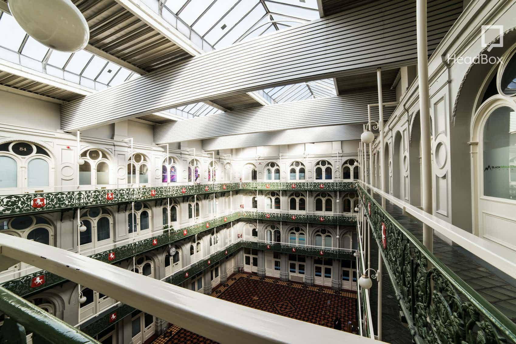 Atrium, Hop Exchange