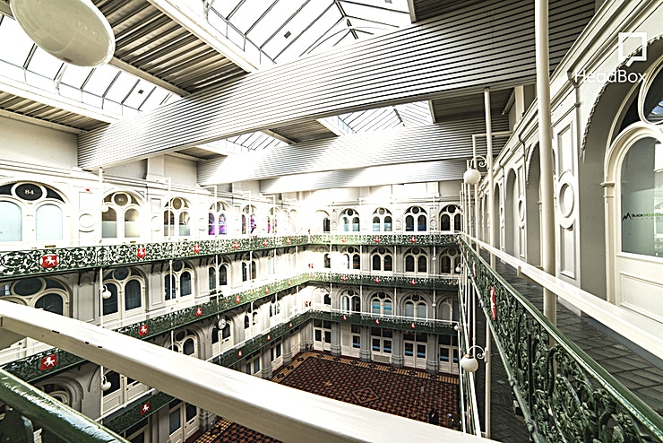 Atrium **The Atrium at the Hop Exchange is a historic venue, providing a blank canvas venue hire for your next corporate event in London. If you need somewhere to hire for a private party, drinks reception, fashion show or product launch, look no further!**