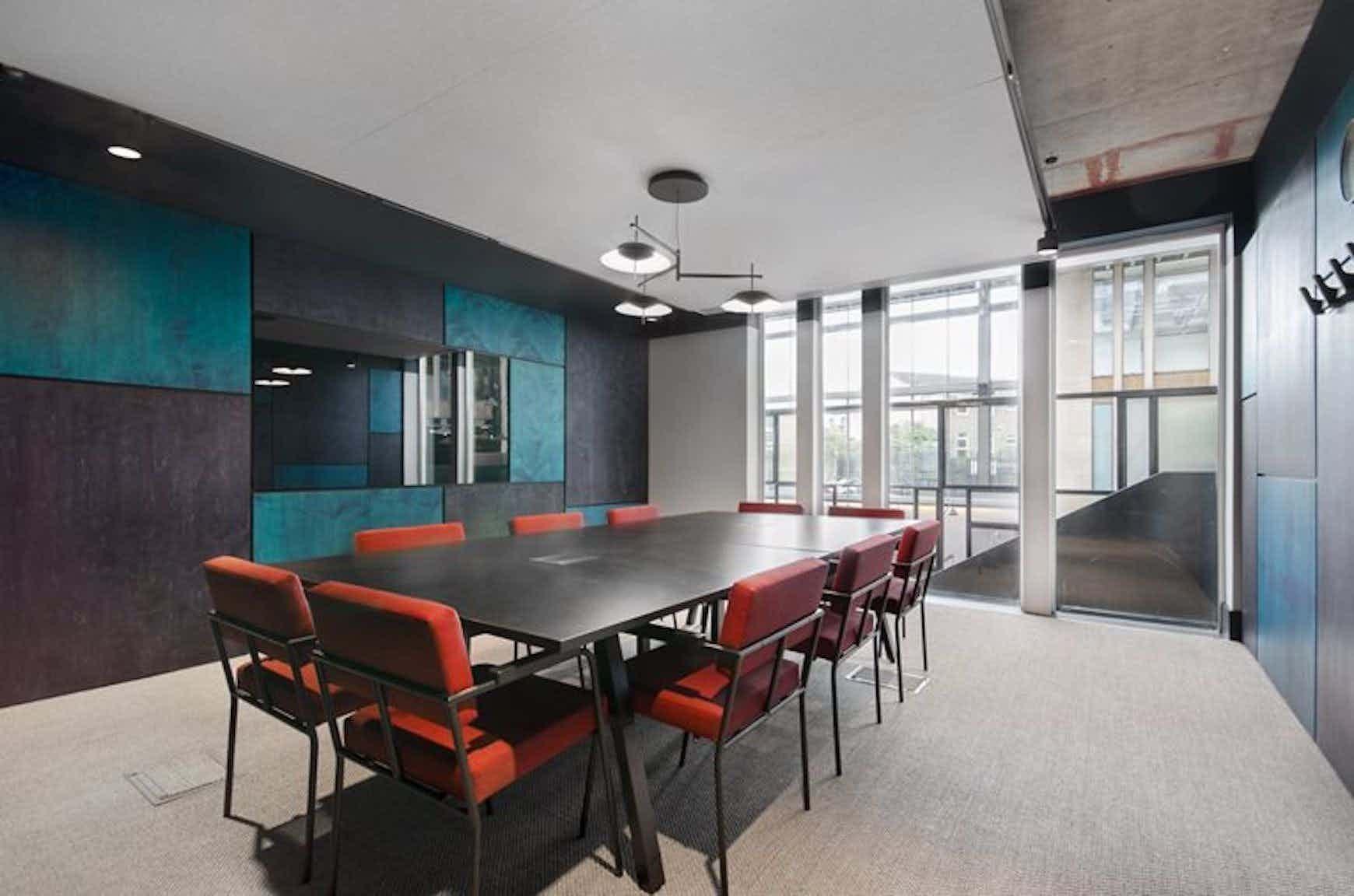 Expert, Workspace Edinburgh House