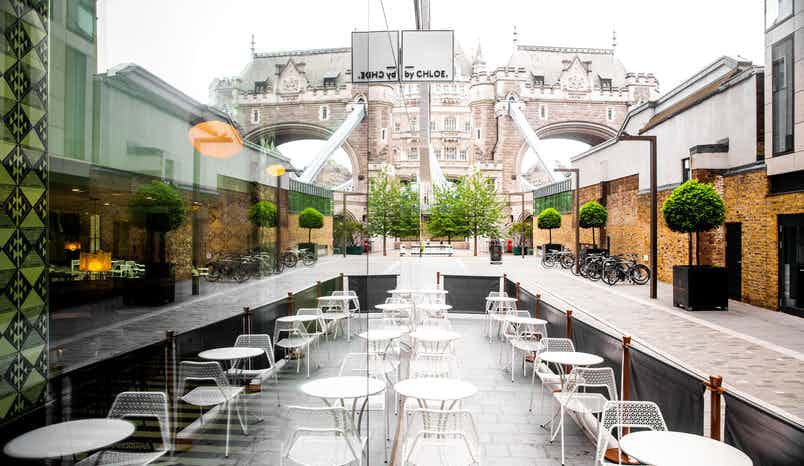 Exclusive Venue Hire, by CHLOE. Tower Bridge