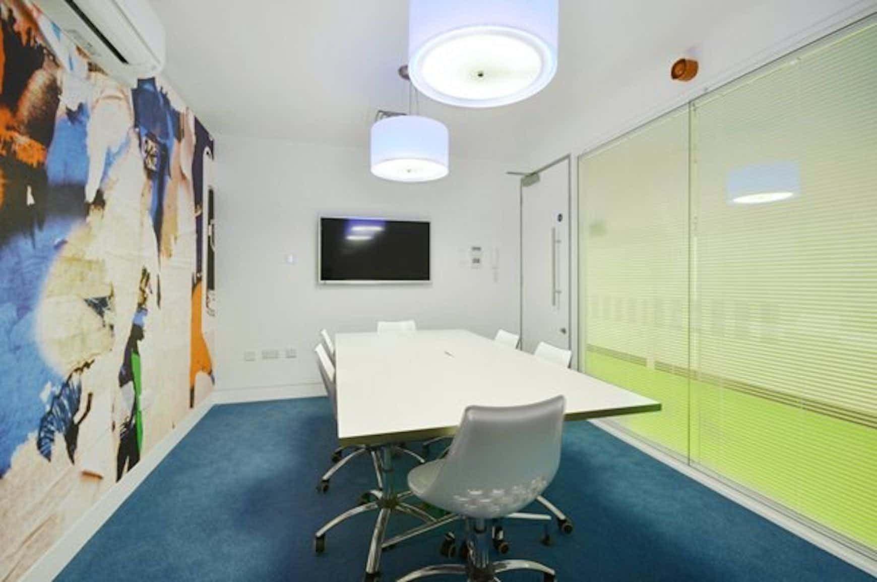 Meter - Chester House, Workspace Kennington Park