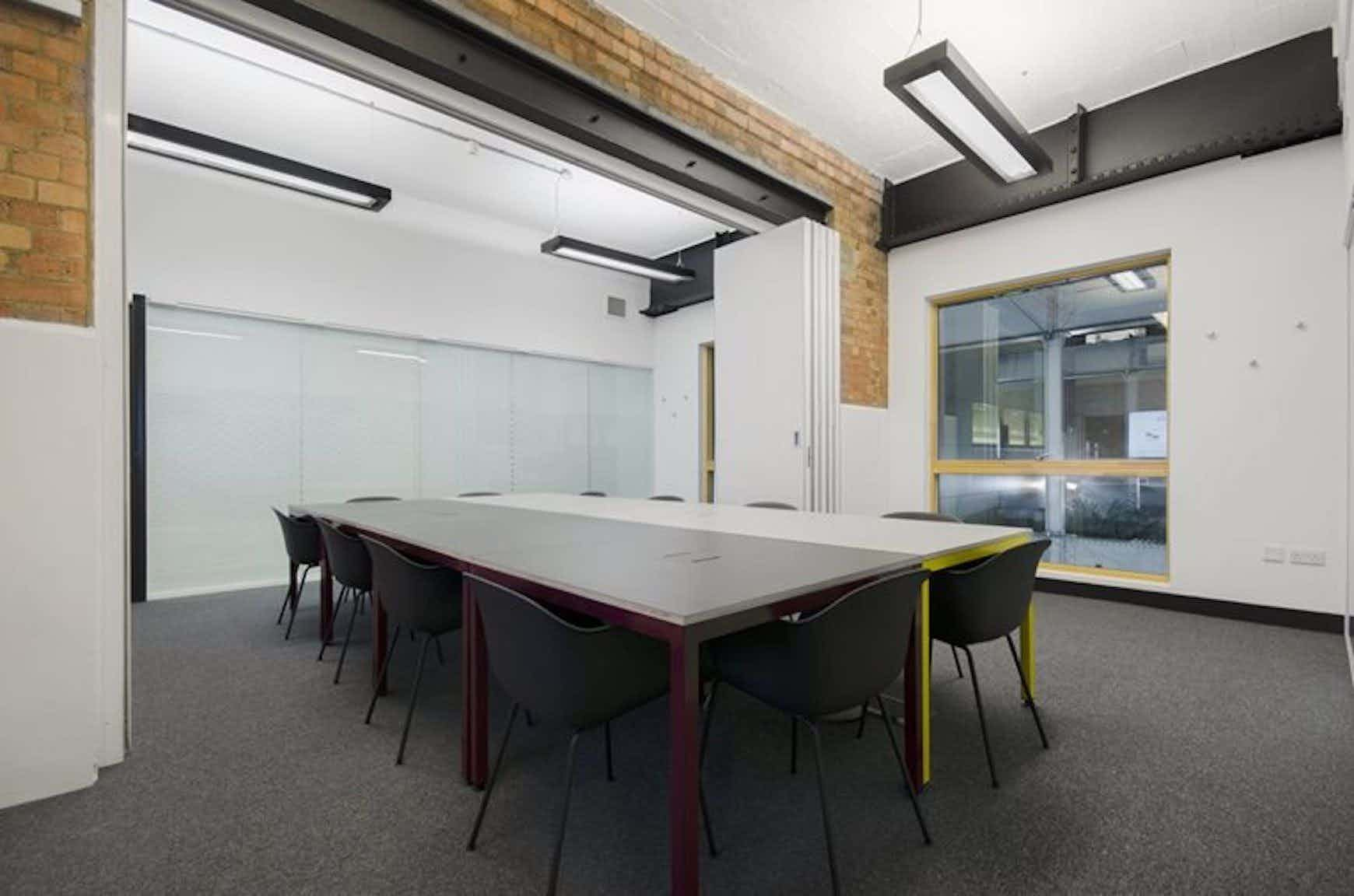 Booked and Journey combined - Chester House, Workspace Kennington Park