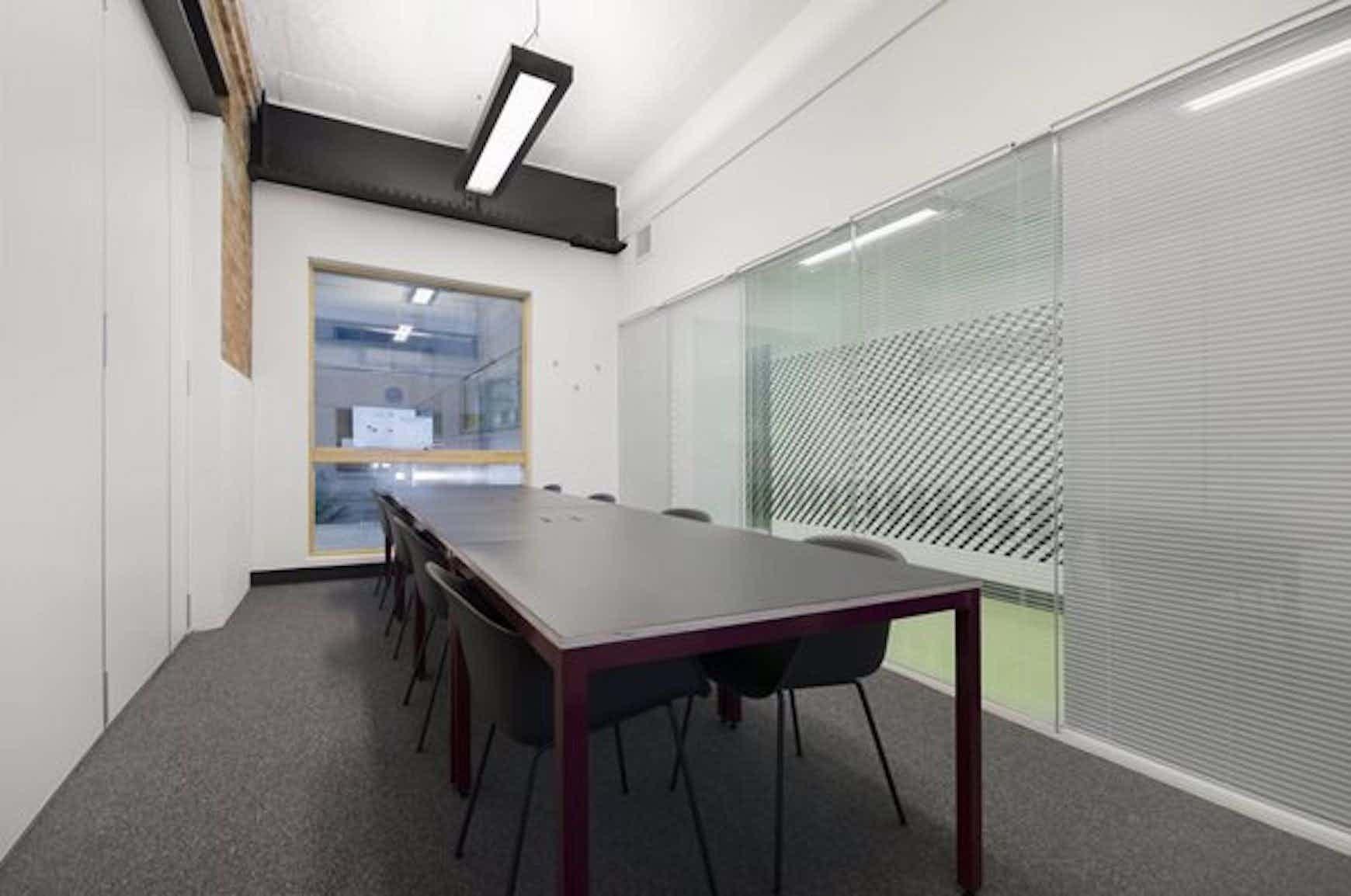 Journey - Chester House, Workspace Kennington Park