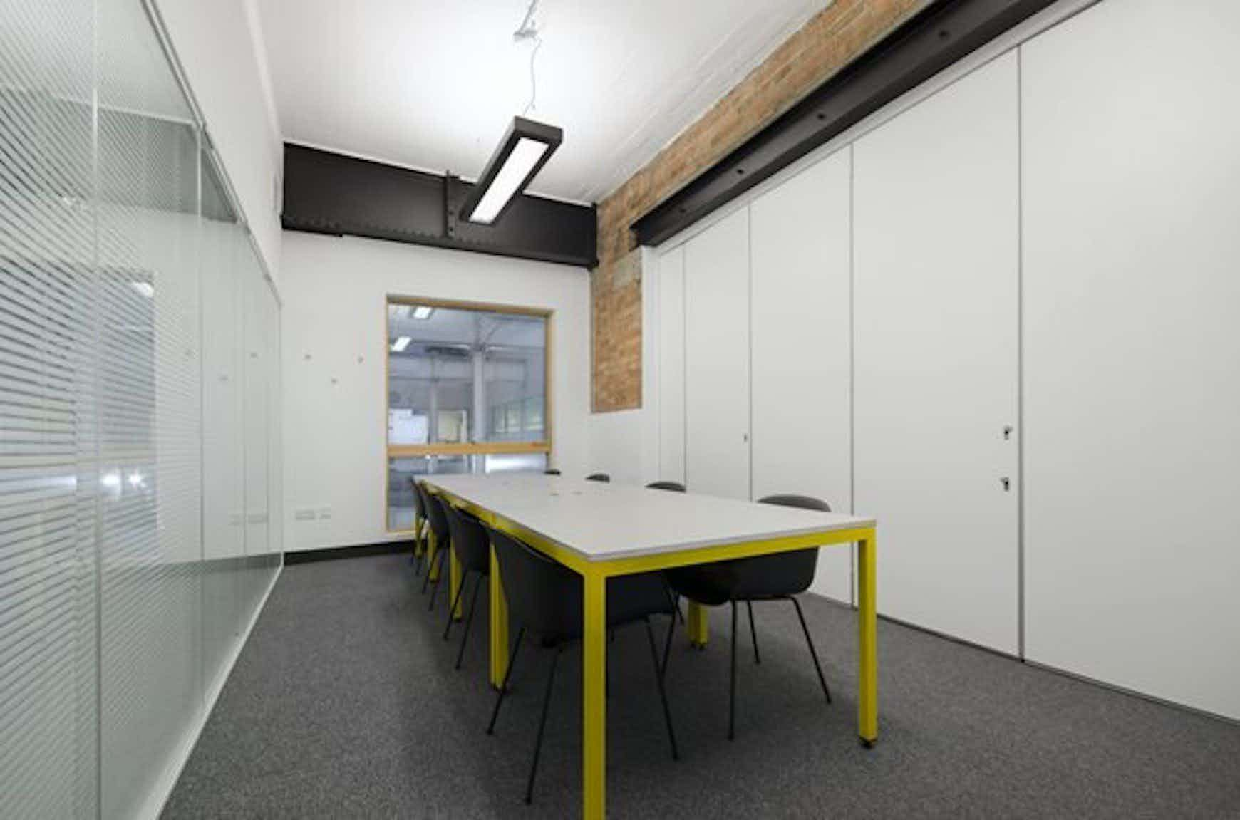 Booked - Chester House, Workspace Kennington Park