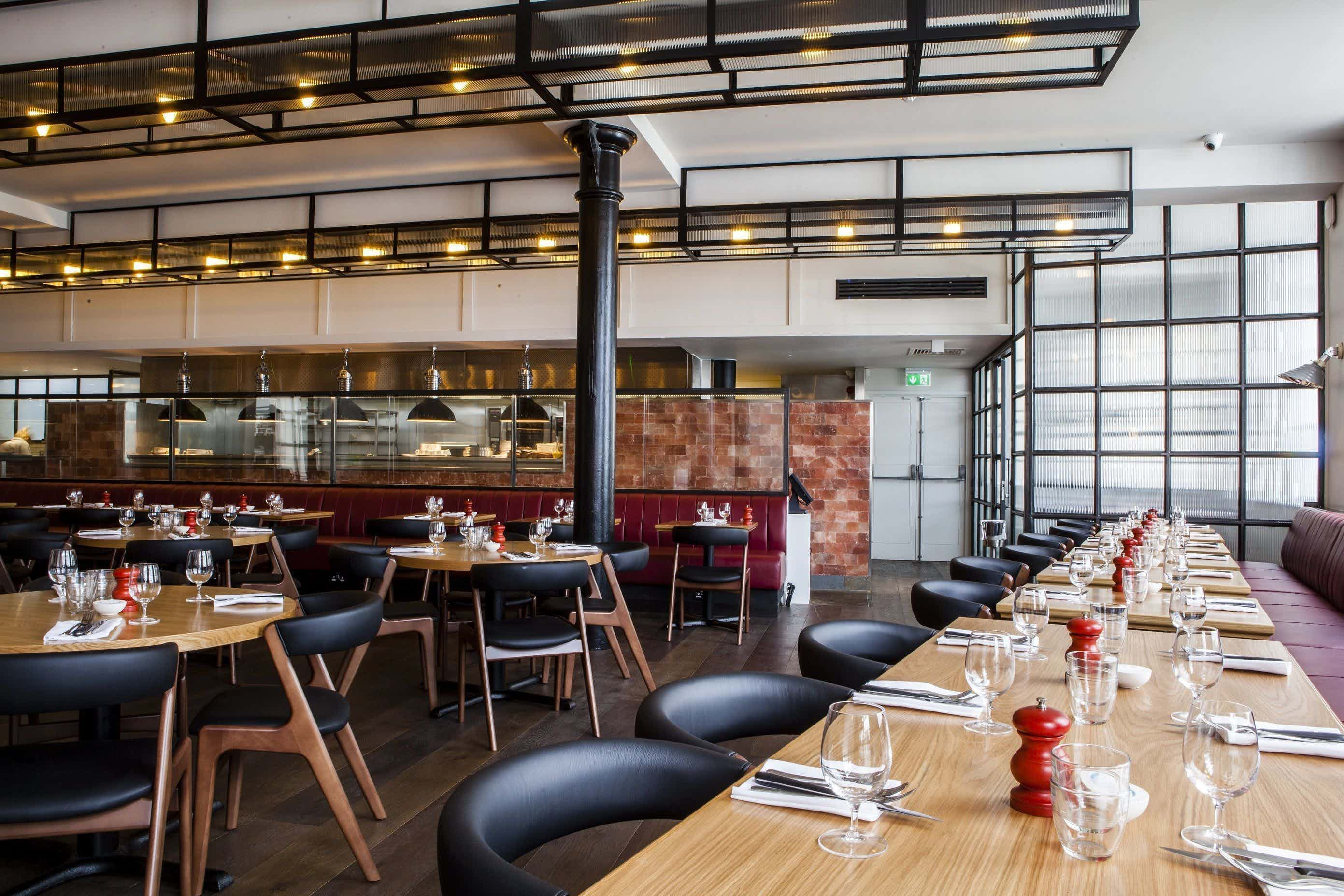 Exclusive hire, Hixter Bankside