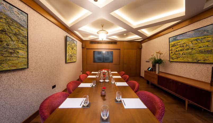 Boardroom 2, Devonshire Club