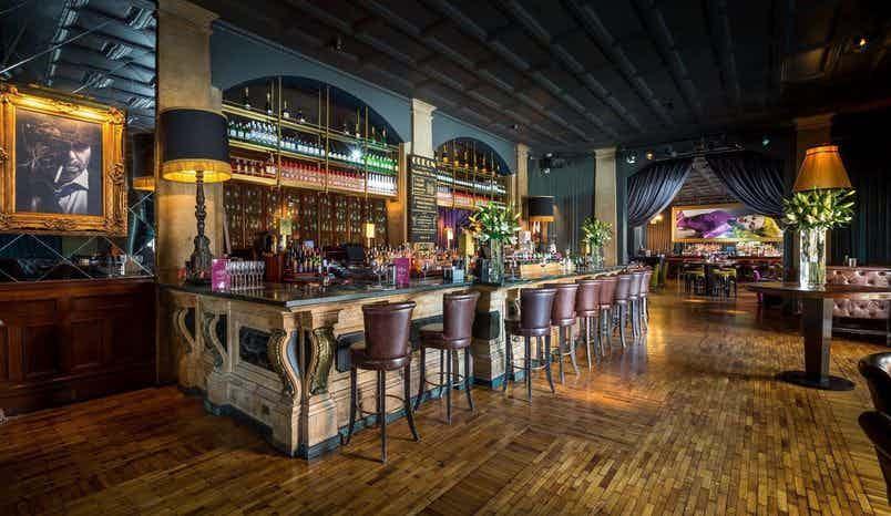 Main Bar, The Odeon Bar