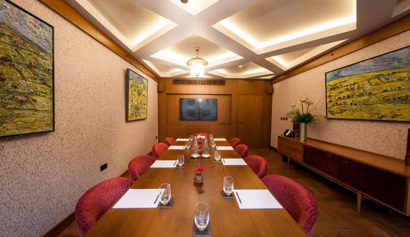 Boardroom 3, Devonshire Club
