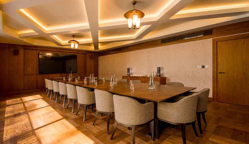 Cabinet Room, Devonshire Club