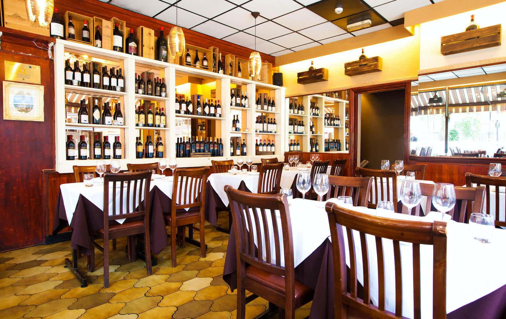 Ground Floor, Bellaria Restaurant & Bar